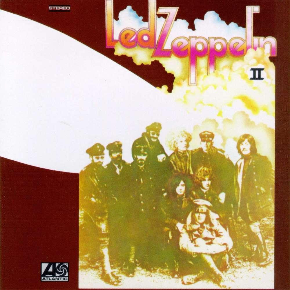Led Zeppelin II okładka
