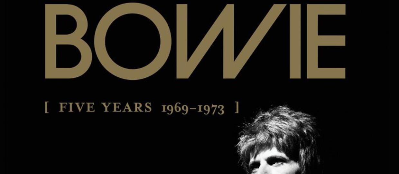 5 lat Davida Bowiego zamkniętych w boxie