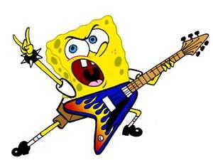 Aerosmith i David Bowie tworzą musical o SpongeBobie