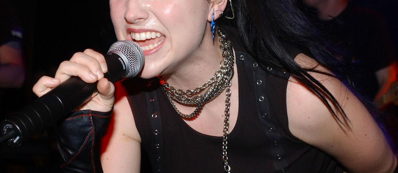 Amy Lee zaśpiewała utwór Portishead