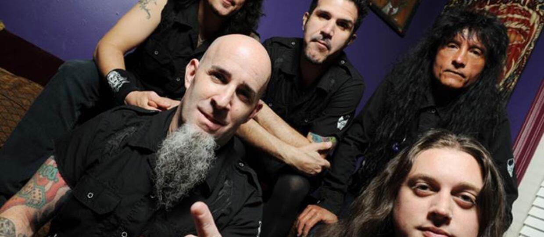 Anthrax nadaje ze studia!