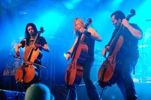 Apocalyptica publikuje singiel z nowym wokalistą