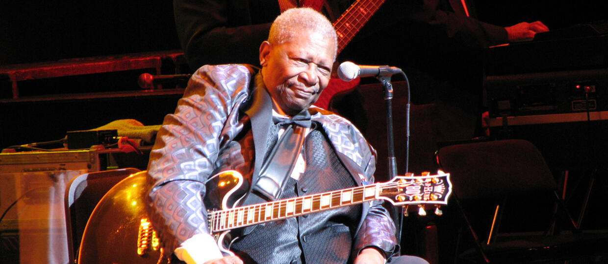 B.B. King trafił do szpitala
