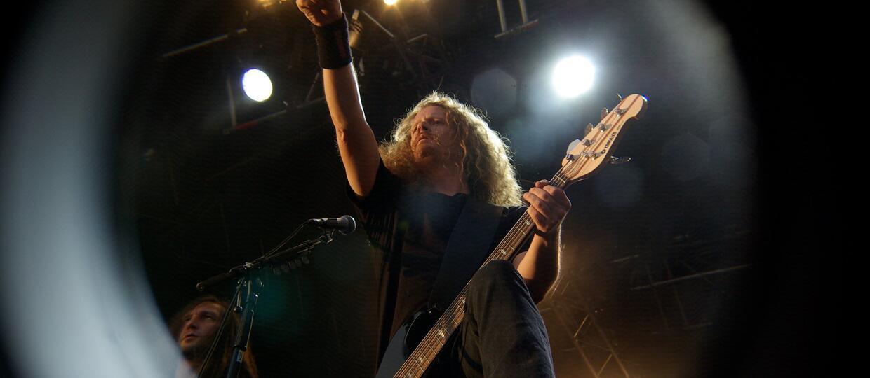Basista Exodus ocalił nowy album