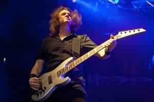 Basista Megadeth: Nie próbowaliśmy być jak Disturbed czy Godsmack