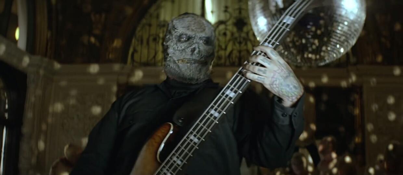 Basista Slipknota trafił do szpitala