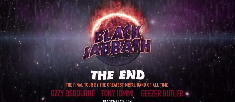 Black Sabbath kończy karierę