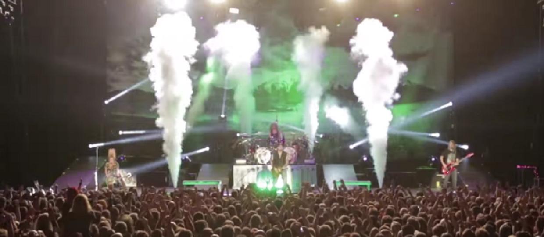 Black Stone Cherry dziękuje fanom i wypuszcza DVD z koncertu