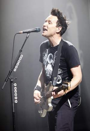 Blink-182 po czterech latach nagrywa płytę
