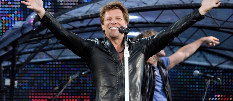 Bon Jovi nie biega w nowym utworze