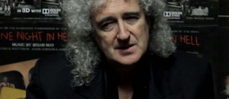 Brian May: Bardzo blisko mi do Foo Fighters