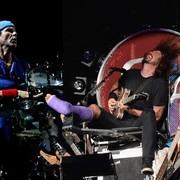 Chad Smith zagrał z Foo Fighters