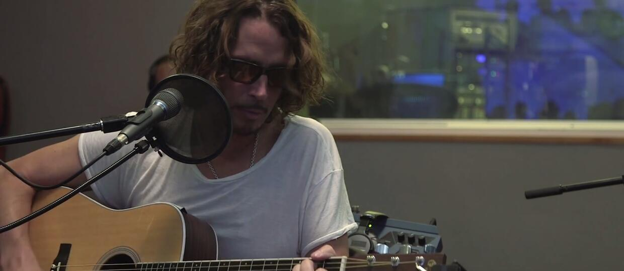 """Chris Cornell z """"Nothing Compares 2 U"""""""