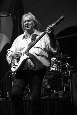 Chris Squire (Yes) nie żyje. Miał 67 lat