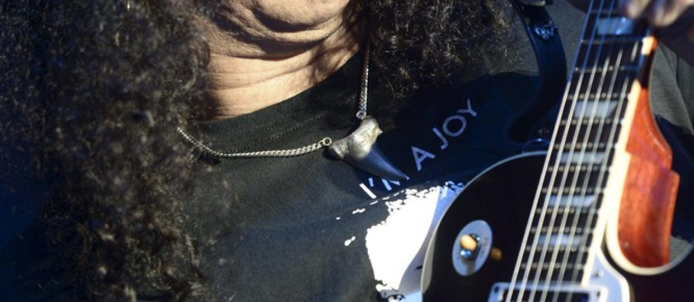 Co fani przygotowali dla Slasha z okazji koncertu w Łodzi?