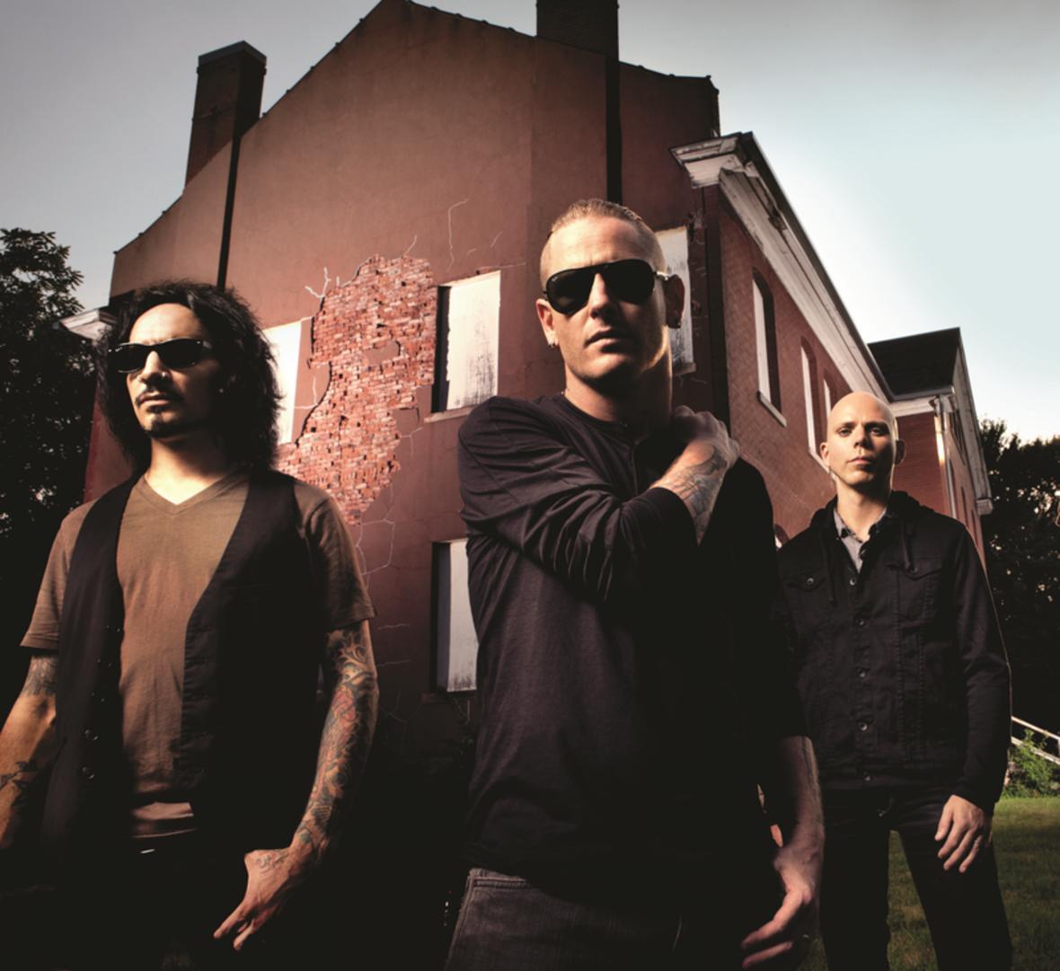 Corey Taylor: Nowa płyta Stone Sour będzie rock'n'rollowa