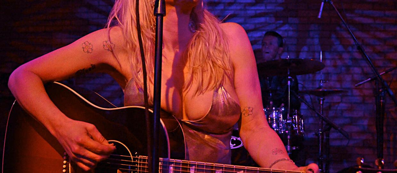Courtney Love na poważnie