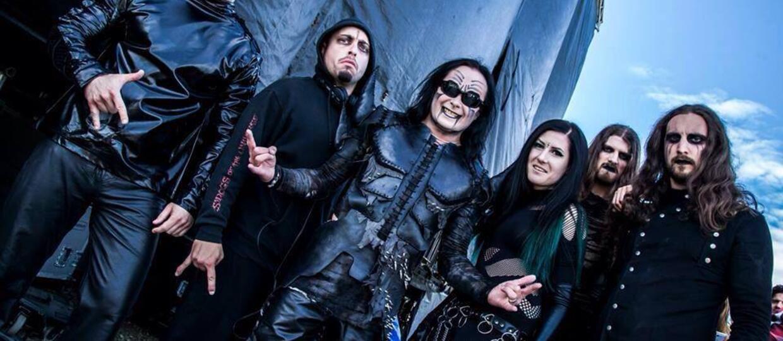 Cradle of Filth wchodzą do studia