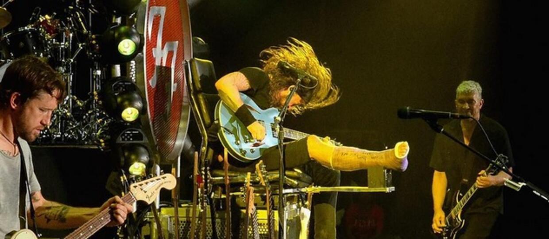 Dave Grohl: Byłem naćpany, kiedy tworzyłem projekt tronu