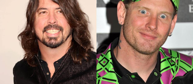 Dave Grohl i Corey Taylor w nowej supergrupie!