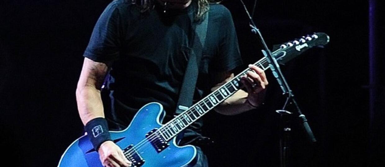 Dave Grohl świętuje jak prawdziwa gwiazda rocka