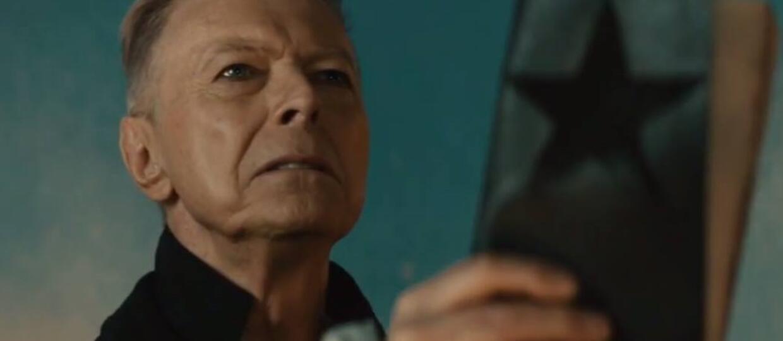 """David Bowie zaprezentował klip do """"Blackstar"""""""