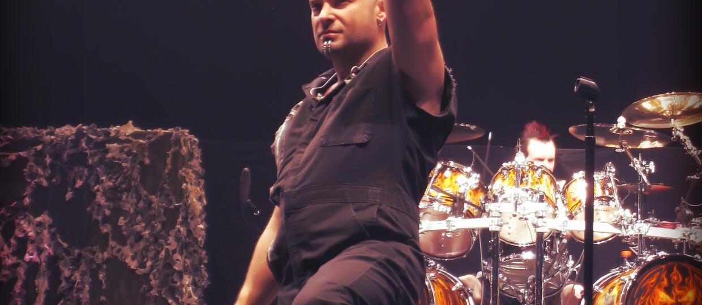 David Draiman: 95% utworów Disturbed napisałem po marihuanie