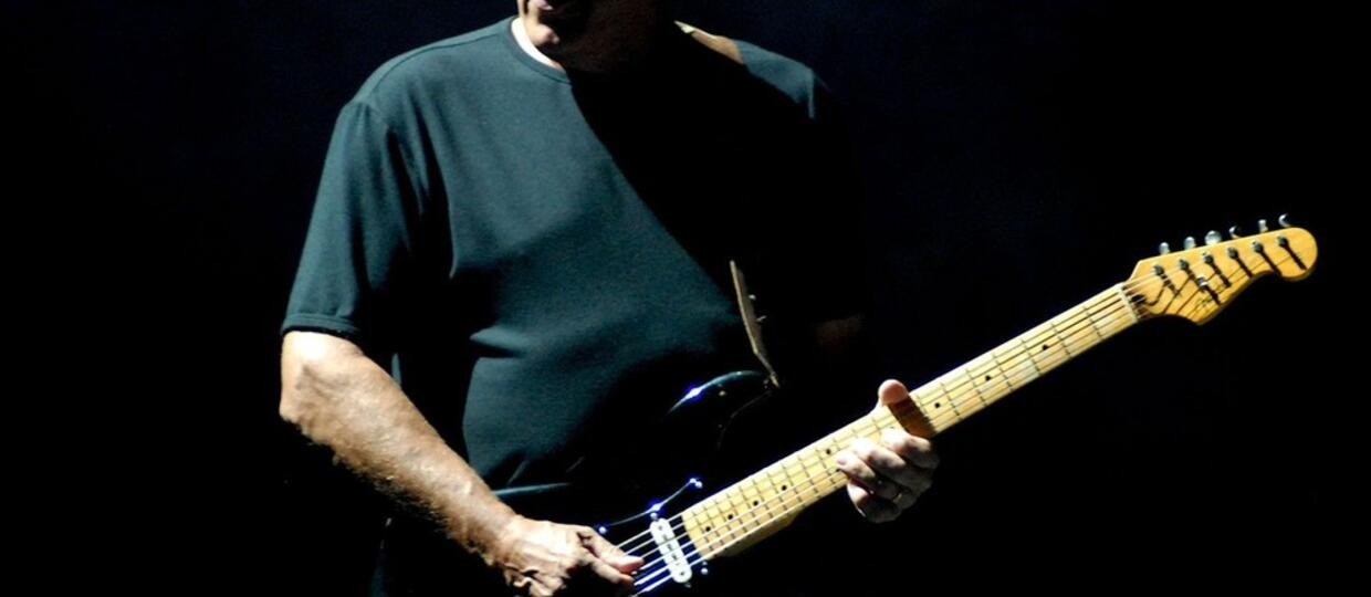"David Gilmour ujawnia ""Rattle That Lock"""