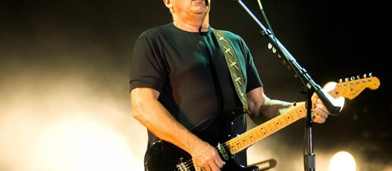 David Gilmour w coverze Beatlesów