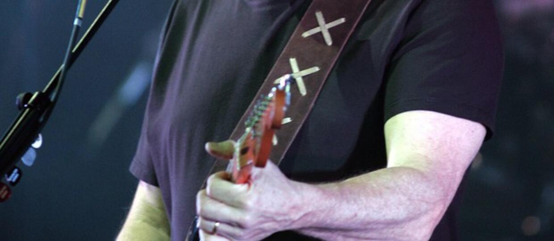 David Gilmour z poranną zapowiedzią singla