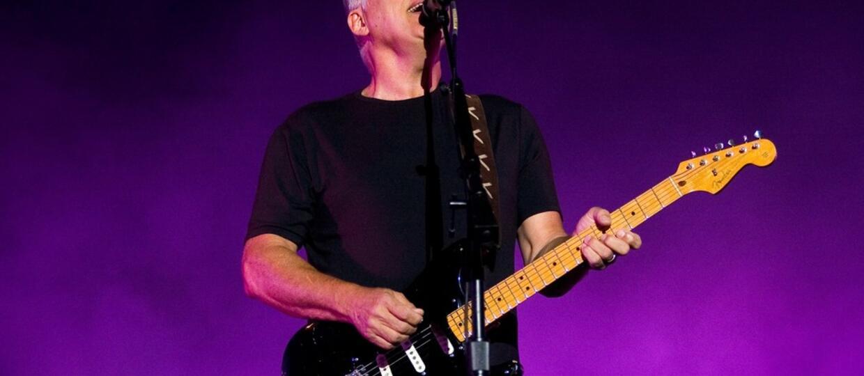 David Gilmour zapowiada solową płytę
