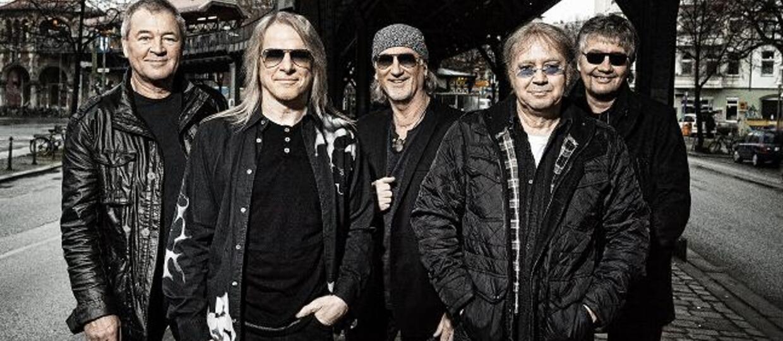 Deep Purple na jedynym koncercie w Polsce!
