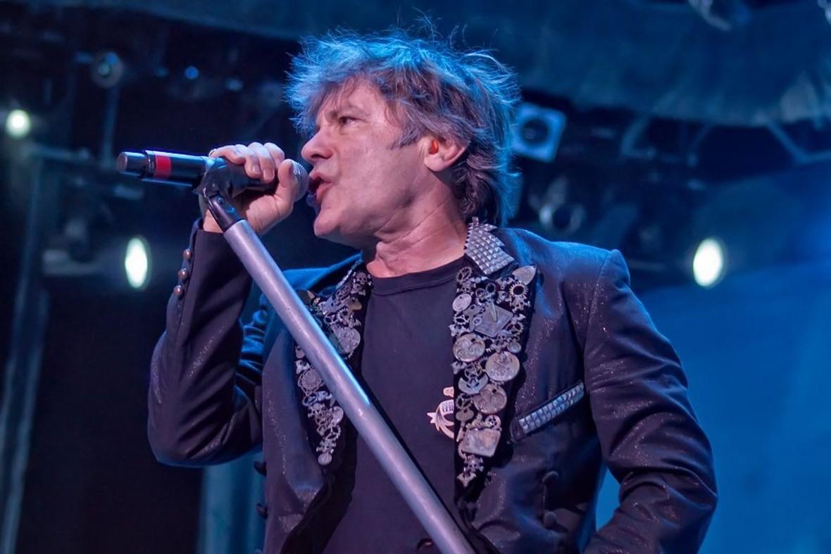 Dickinson: Mam nadzieję, że to nie ostatni album Iron Maiden