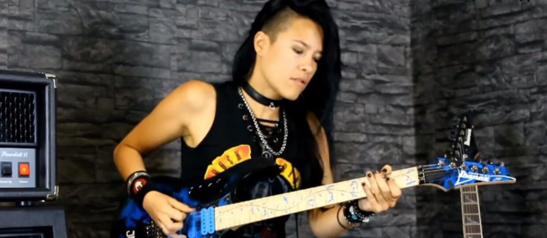 Evanescence zastąpił gitarzystę... gitarzystką!