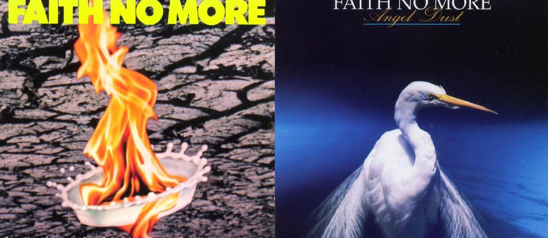 Faith No More wyda reedycje dwóch płyt z bonusami