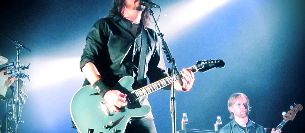 Foo Fighters inspiruje się Chicago