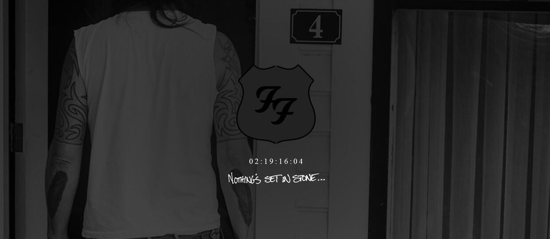 Foo Fighters udostępnił fragment nowego utworu?