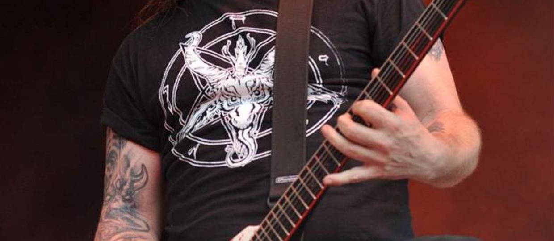 Gary Holt: Kirk Hammett nauczył mnie grać na gitarze