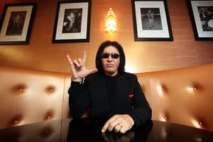 Gene Simmons: Kiss szykuje nową płytę