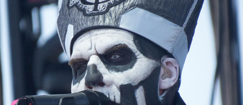 Ghost nagrywa album z Papą Emeritusem III