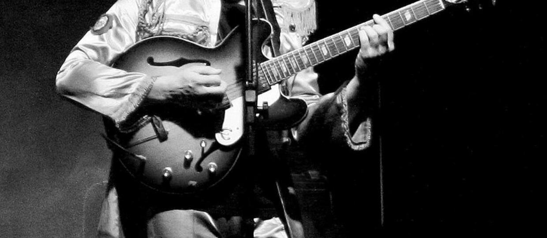 Gitara Johna Lennona na sprzedaż! Chętni?