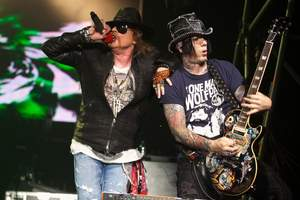 Guns N' Roses opuszcza gitarzysta DJ Ashba