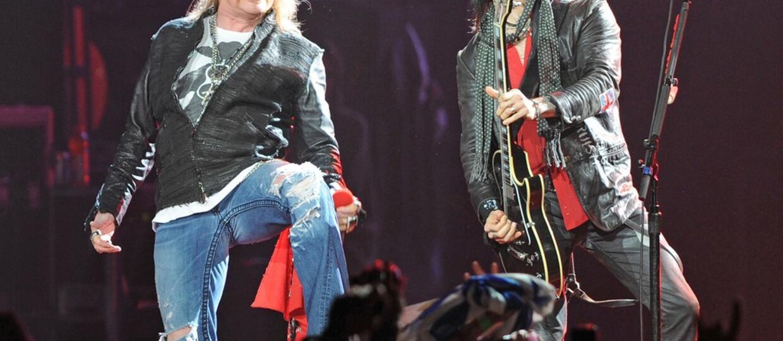 Guns N' Roses wyda płytę w 2016 roku?