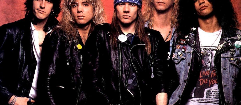 Historia Guns N' Roses na wielkim ekranie!