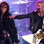 Hollywood Vampires i Lzzy Hale zagrali cover Led Zeppelin