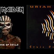 "Iron Maiden splagiatował Uriah Heep na ""The Book of Souls""?"
