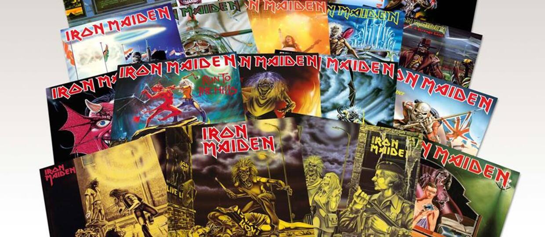 Iron Maiden wydaje ostatnie winyle