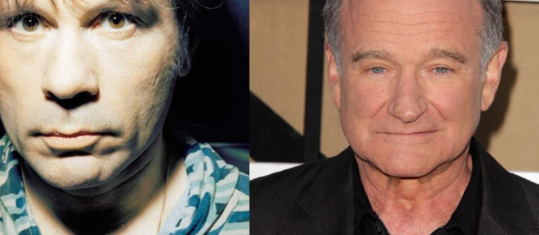 Iron Maiden zadedykował utwór Robinowi Williamsowi