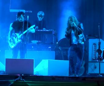 Jack White i Robert Plant grają Led Zeppelin