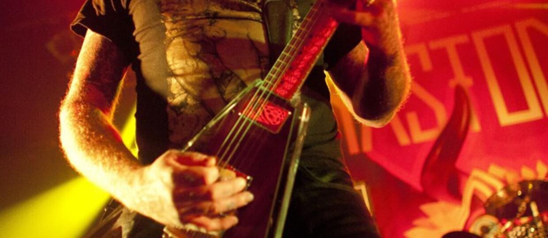Jak Mastodon zagrał na festiwalu Rock In Rio?